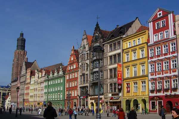 Wroclaw – Polonya