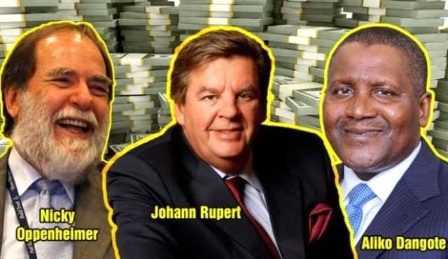 Afrika en zenginleri