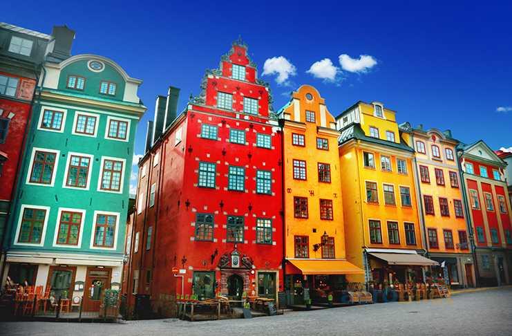İsveç Expat