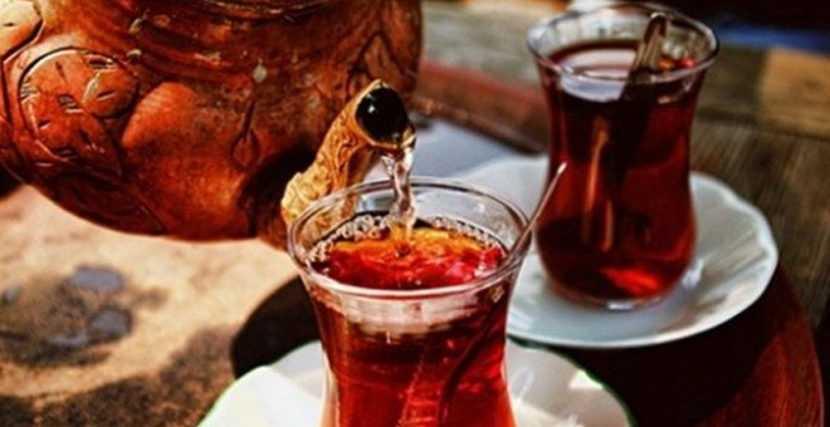 dünya çay tüketimi