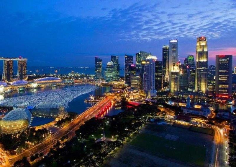 Singapur Expat
