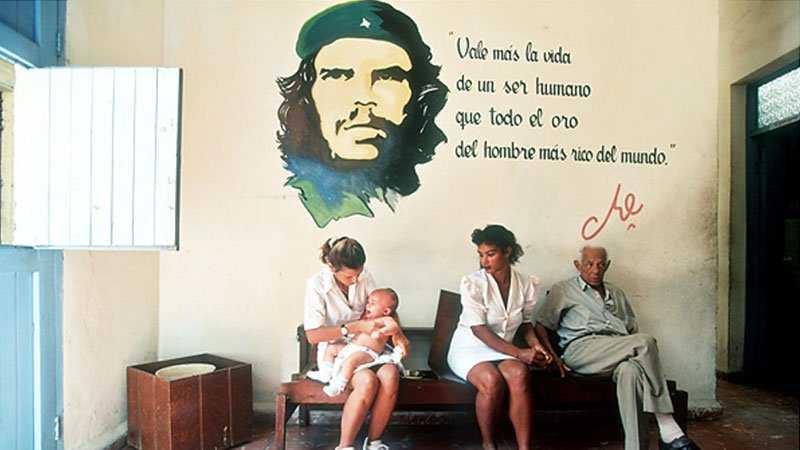 küba sağlık