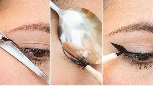 Eyelinerı Eşit Çekmek