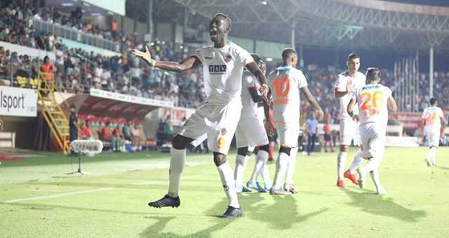 Aytemiz Alanyaspor 3-1 Fenerbahçe
