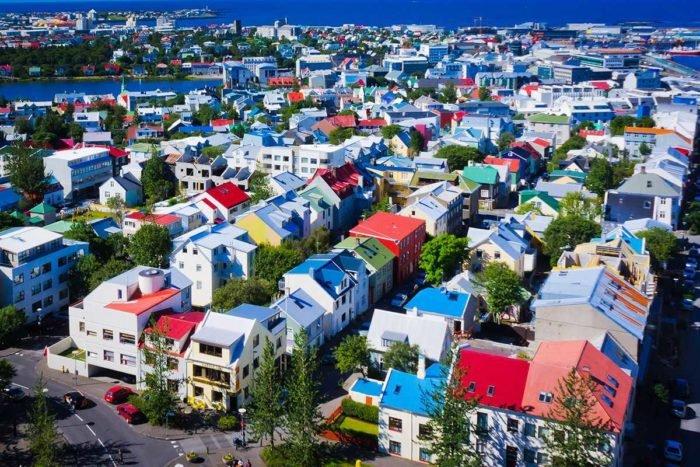 Reykjavik – İzlanda