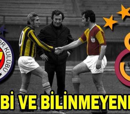 """""""Fenerbahçe-Galatasaray"""" Derbisi ile İlgili Bazı Bilgiler"""