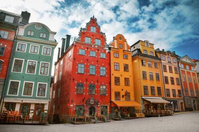 Stockholm – İsveç