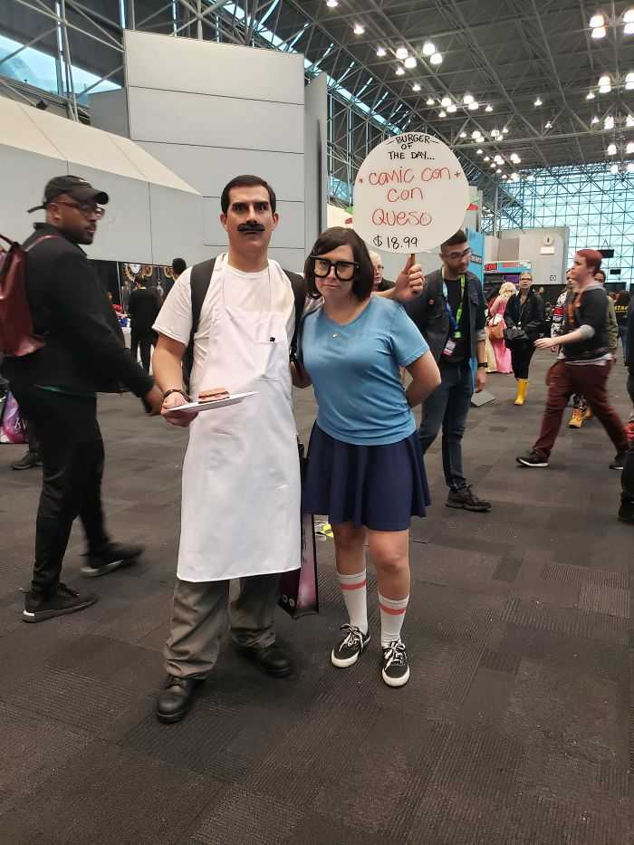 comic con cosplay 2019