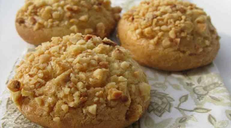 Fındıklı kurabiye tarifi