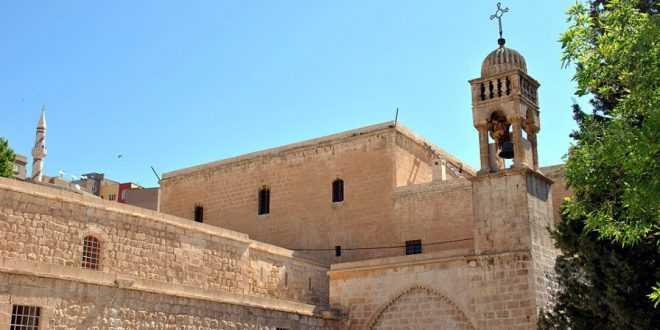 Mardin ve Kırklar Kilisesi