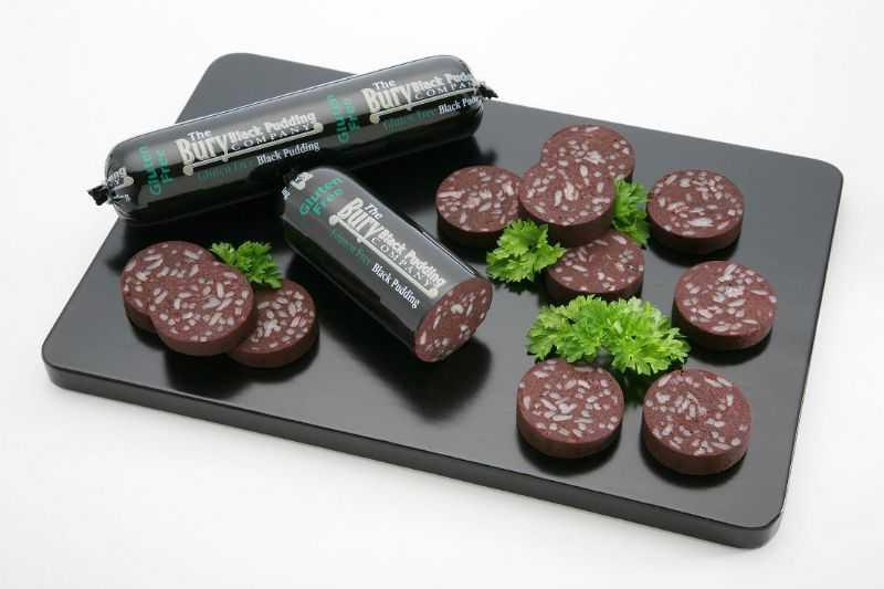 Black Pudding (Britanya)