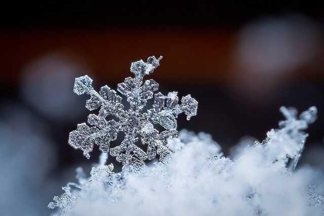 Kar Neden Beyaz Renk?