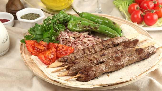 Mardin Kebabı