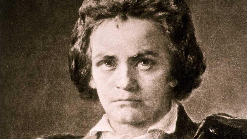 Ludwig Van Beethoven yaşamı