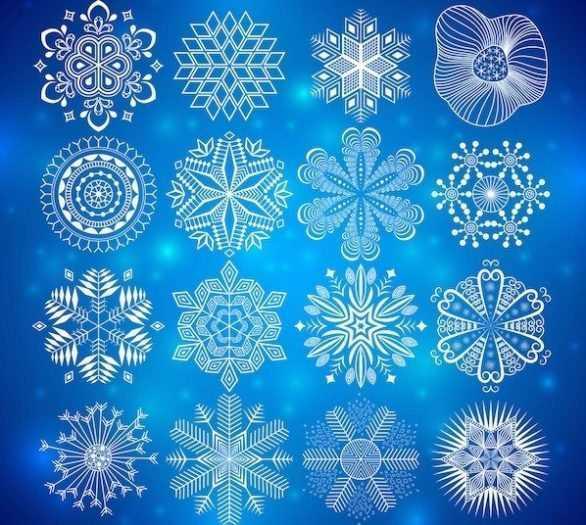 Kar Şekilleri neden Farklı?