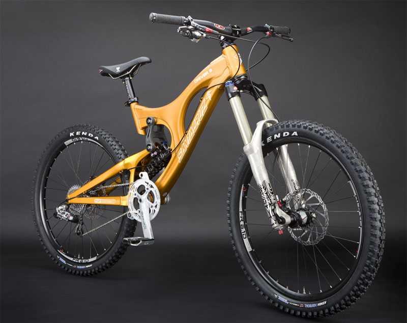 Santa Cruz bisiklet