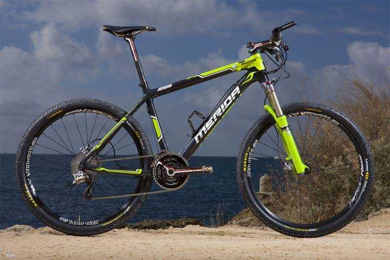 Merida dağ bisikleti