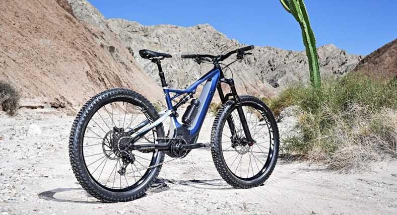 Specialized dağ bisikleti