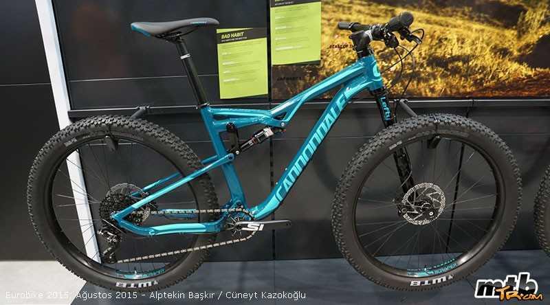 Cannondale dağ bisikleti