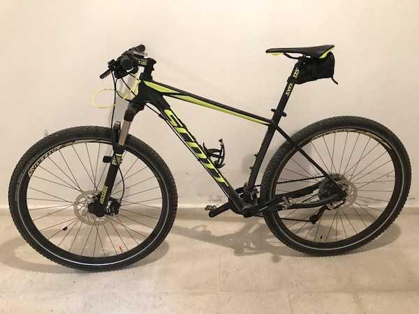Scott bisiklet