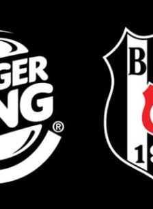 beşiktaş yeni sponsoru burger king