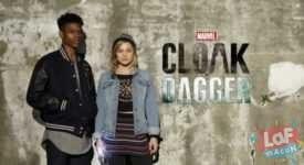 Cloack & Dagger dizisi