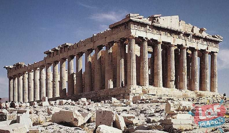 Partenon-Yunanistan