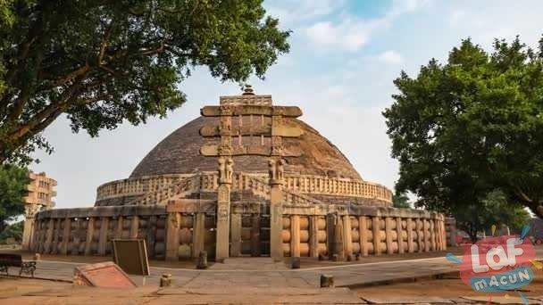 Sanchi-Hindistan