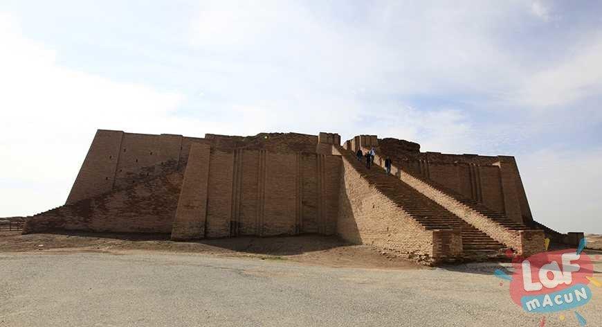 Ziggurat Irak