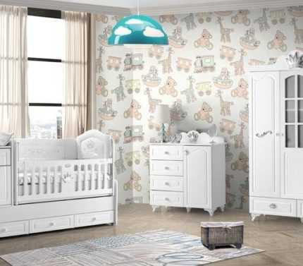 Bebek Odası Hazırlarken Dikkat Edilecek Özellikler