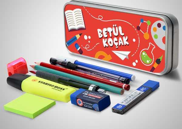 Kalem Kutusunda Bulunması Gereken 10 Eşya