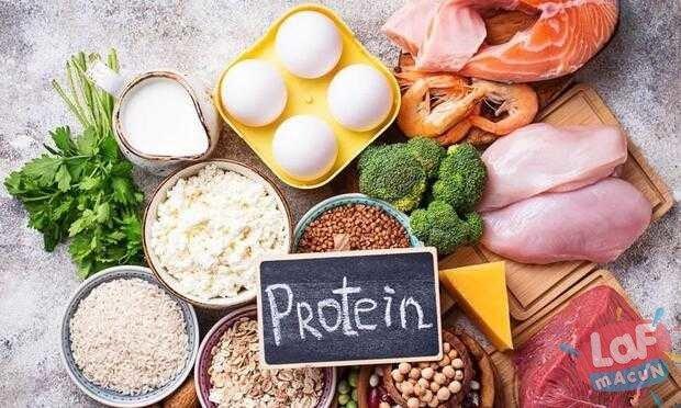 protein-iceren yiyecekler