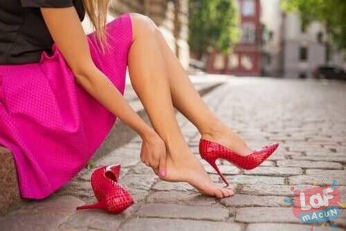 Ayakkabı Vurmasını Engelleyen Macun Yapımı