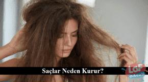 saçlar neden kurur
