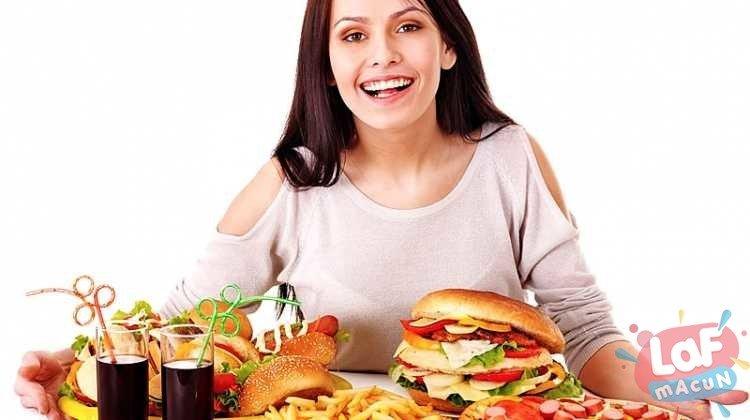 Yiyeceklerden Alınan Enerjiyi Vücudunuza Atıyorsunuz