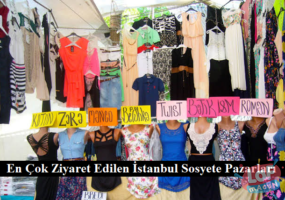 istanbul sosyete pazarları konum ve adresleri