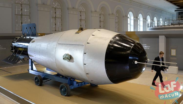 tsar çar bombası hakkında bilgiler