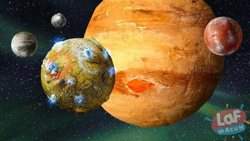 Jüpiterin uydularından IO