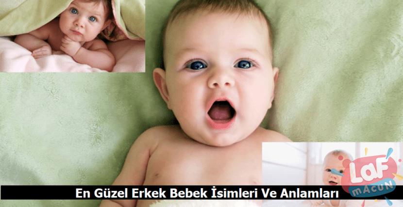 En Güzel Erkek Bebek İsimleri Ve Anlamları