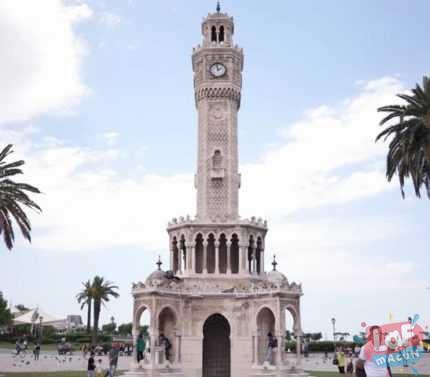İzmir Saat Kulesi (1 Eylül 1901) Tarihi