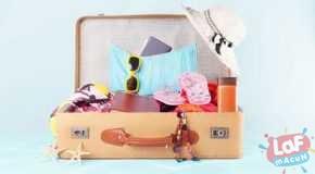 Tatil Çantası Hazırlarken Neye Dikkat Etmeli?