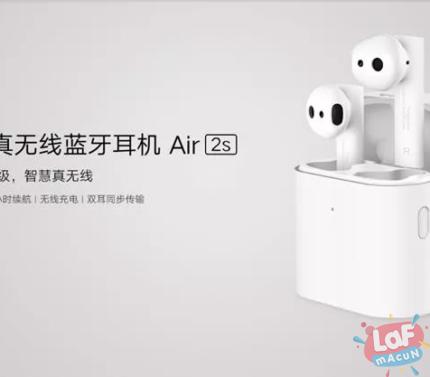 24 Saat kullanım süresiyle Xiaomi Mi Air 2S tanıtıldı