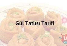 Photo of Gül Tatlısı Tarifi