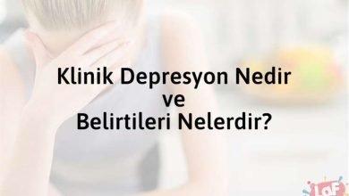 Photo of Klinik Depresyon Nedir ve Belirtileri Nelerdir?