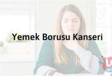 Photo of Yemek Borusu Kanseri